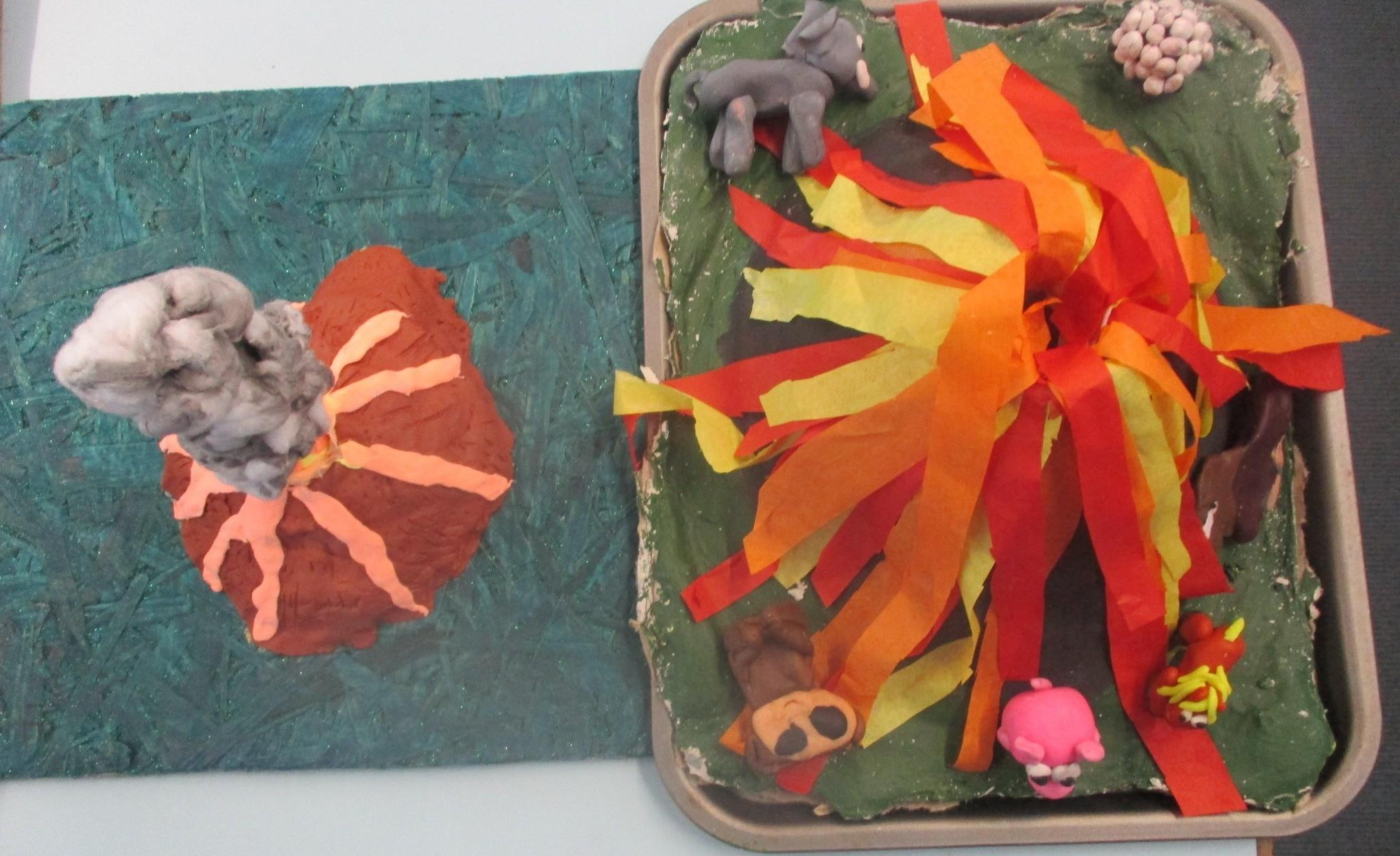 Volcano Homework – St Mark's CofE Primary School